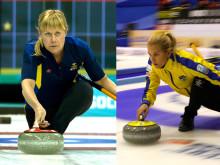 Curling: Cissi Östlund ersätter Maria Prytz i lag Sigfridsson