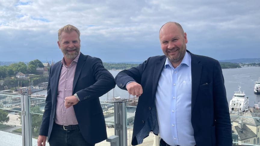 Sten Falkum & Tor Kristian Gyland