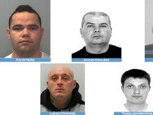 Images of wanted men