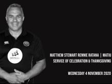 Arrangements for the funeral of Sergeant Matt Ratana