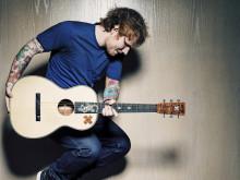 Ed Sheeran 1:a på både albumlistan och Spotify