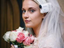 Fånga bröllopet från brudens synvinkel