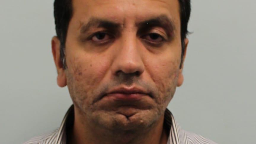 [Jailed: Qaiser Saeed]