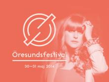 Nye navne til Öresundsfestivalen