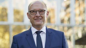 Ab 1.10.2021 neu im ZÜBLIN-Vorstand: Stephan Keinath (Copyright: Ed. Züblin AG / Tom Philippi)