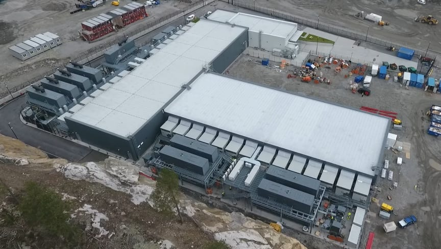 DC3-Oslo Site Expansion 2021