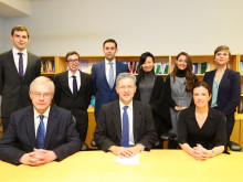 Supreme Court Justice inspires law students at Northumbria University
