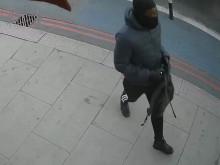 CCTV still of male sought