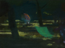 Park by Frederick Deane