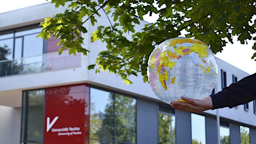 63 Austauschstudierende starten in dieses Wintersemester an der Universität Vechta