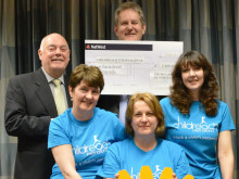Northumbria colleagues raise more than £2,600 to build a classroom in Nepal