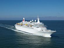 Fred. Olsen Cruise Lines' Boudicca to commence cruise season from Rosyth in Summer 2015