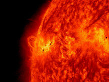 COMMENT: The scorching winds on the surface of the sun – and how we're forecasting them