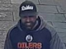 Image of man police want to identify re: WC2 assault