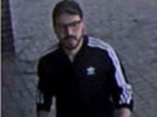 ​Image released after indecent exposure at Canary Wharf