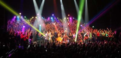 Star for Life in Concert fyllde hela Lindesberg Arena i höstas - ett exempel på att Lindesberg tar mer plats på den nationella nöjes- och kulturkartan.