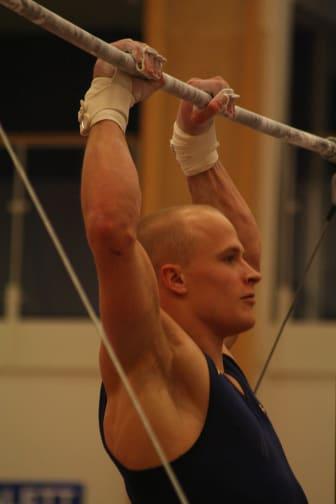 Björn Slånvall, VM-gymnast 2009