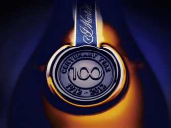 Martell Cordon Bleu 100 år