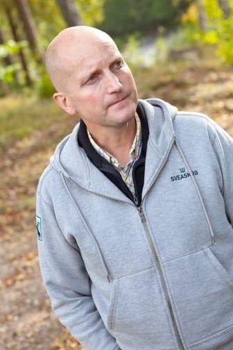 Percy Assarson, Sveaskog