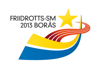 Friidrotts-SM 2013 Borås
