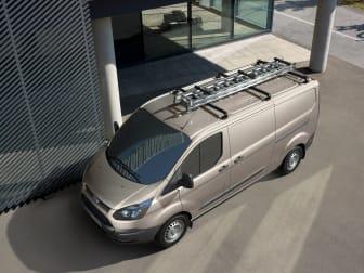 Nya, dynamiska Ford Transit Custom – en transportbil med mer elegans och funktionalitet, bild 4