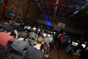 Vikenlanet, Skånes största datorspelsevenemang