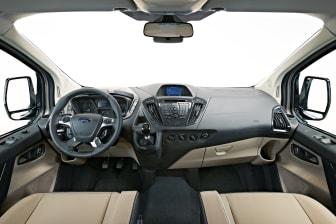 Ford Tourneo Custom - interiör