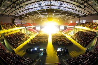 Konsert i Halmstad Arena