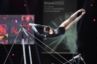 Tonya Paulsson, EM 2021