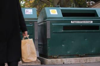 Återvinnare