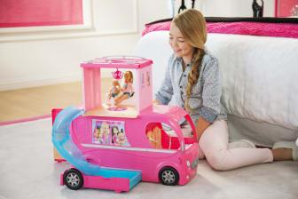 Super Ferien Camper Barbie