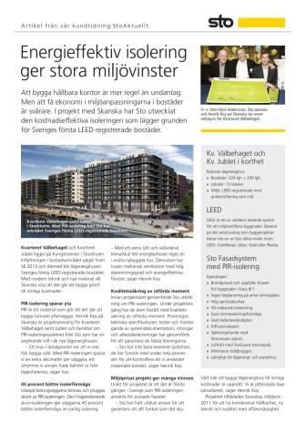 Projekt Kv Välbehaget och kv Jublet i Stockholm