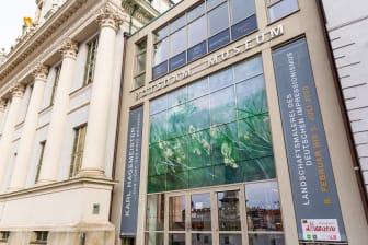 Eingang Potsdam Museum / Hagemeister