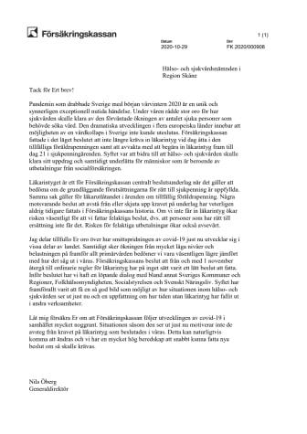 Svar på skrivelse från Region Skånes hälso- och sjukvårdsnämnd.pdf