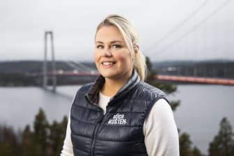 Maria Lundkvist, Verksamhetsledare Höga Kusten Turistservice