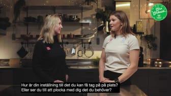 Urban Deli i samarbete med Sveriges Olympiska kommitté i projektet Bra Bränsle