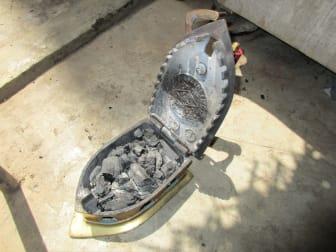 Iron Box - Charcoal