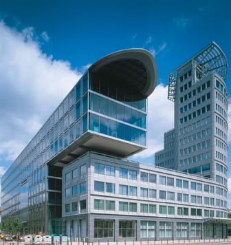 Mannheimer Versicherung AG Firmensitz