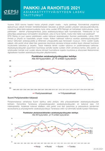 Pankki ja Rahoitus study summary, tiedote 2021 PDF.pdf