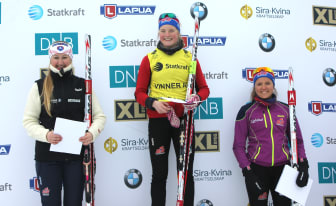 Statkraft Junior Cup sammenlagtvinnere kvinner 17 år