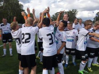 IFA Kändismatch 2015