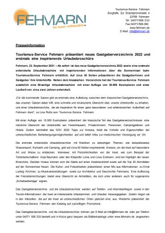 Pressemitteilung_Tourismus-Service Fehmarn_GGV und Urlaubsbroschüre 2022.pdf