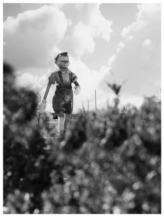 Walking to Borås (Pinocchio) - Jim Dine