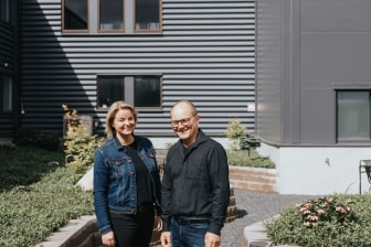 Maria Ericsson & Niklas Brenning