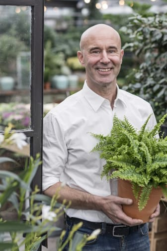 Mark Levengood väljer svenskodlade växter
