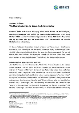 Pressemitteilung Biolectra Magnesium-Wie Muskeln sich für die Gesundheit stark machen.pdf