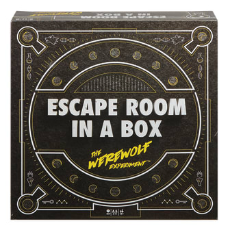 Escape Room: Das Werwolf Experiment