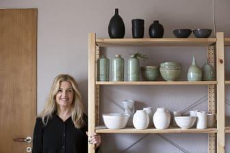 Ida Broström ägare av Idas Keramik