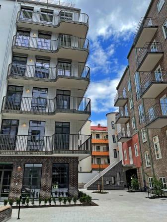 Brf NEO Davidshall, Malmö