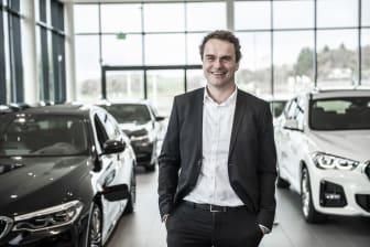 Stig Sæveland, administrerende direktør Hedin Automotive